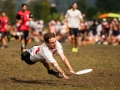 Eli Kerns (Revolver #24). Highlights from Day 6 of the 2014 World Ultimate Club Champs in Lecco, Italy.